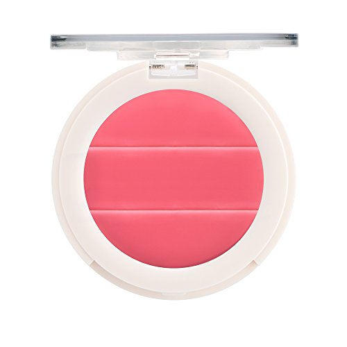 UNDONE BEAUTY - 3-in-1 Lip + Cheek Cream. Coconut Extract for Radiant, Dewy, Natural Glow - UNDONE BEAUTY Lip to Cheek Palette. Blushing, Highlighting & Tinting. Sheer to Opaque Color. Vegan & Cruelty Free. ROSY