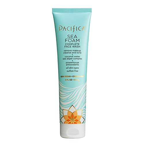 Pacifica - Beauty Sea Foam Complete Face Wash