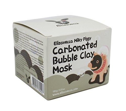 Elizavecca - Carbonated Bubble Clay Mask