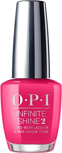 OPI - OPI Infinite Shine, Strawberry Margarita, 0.5 fl.oz.