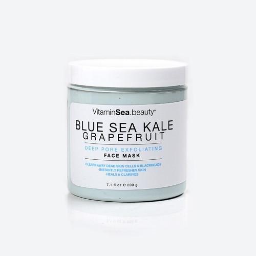 VitaminSea - Blue Sea Kale Grapefruit Deep Pore Exfoliating Face Mask