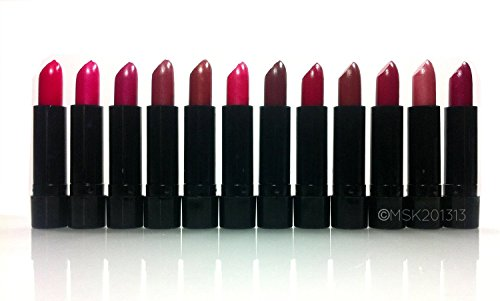 Princessa - Princessa Aloe Lipsticks Set - 12 Fashionable Colors/ Long Lasting