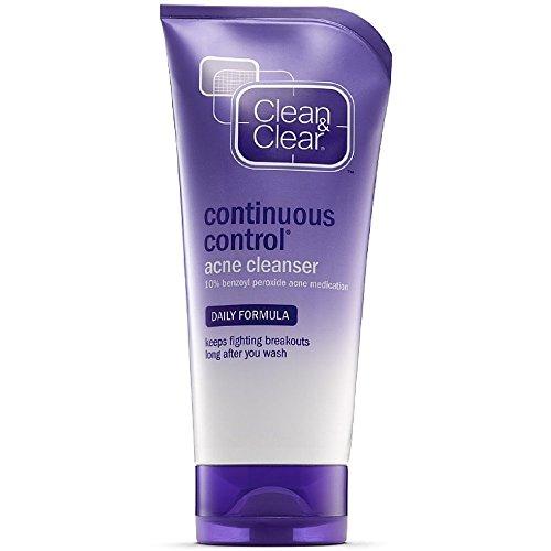 Clean & Clear - CLEAN & CLEAR Continuous Control Acne Cleanser 5 oz