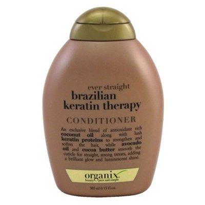 Organix Organix Ever Straight Conditioner Brazilian Keratin Therapy 13 oz