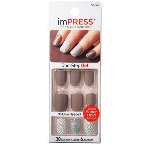 imPRESS - Press-on Manicure Ultra Gel Shine