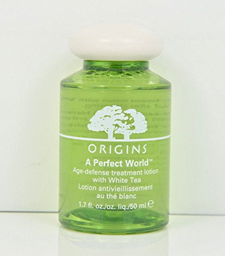Origins - Origins a Perfect World Age-defense Treatment Lotion White Tea 1.7 Oz./50 Ml New