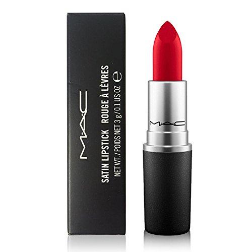 M.A.C - MAC Lipstick Satin Lipstick MAC Red