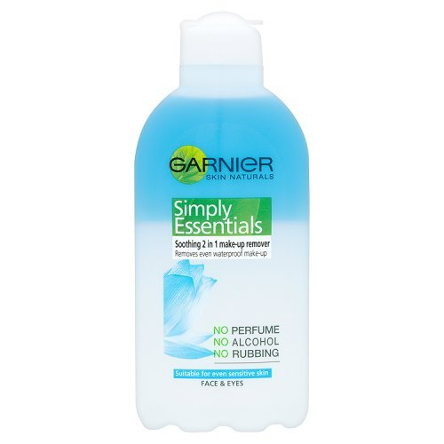 Garnier - Skin Naturals Simply Essentials 2 in 1 Make-up Remover