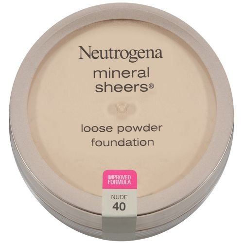Neutrogena - Mineral Sheers Nude Loose Powder Foundation