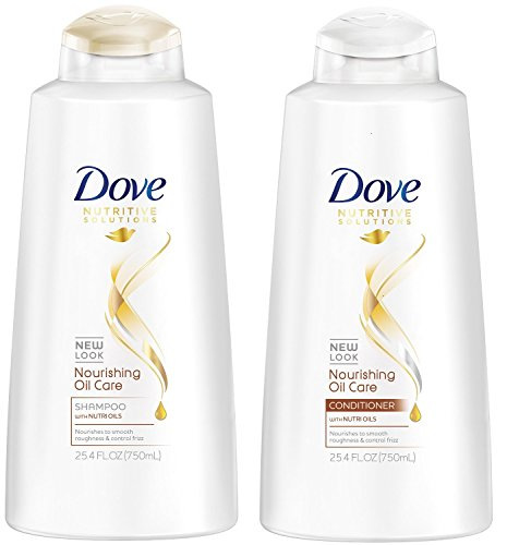 Dover - Nourishing Oil Care Shampoo & Conditioner
