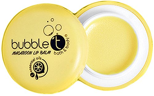 Miny Beauty Cosmetics - Bubble T Cosmetics Macaroon Lip Balm (Lemongrass & Green Tea)