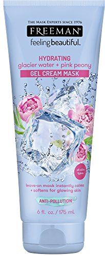 null - Feeling Beautiful Hydrating Gel Cream Mask, Glacier Water and Pink Peony