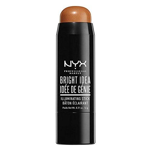 NYX - NYX Professional Makeup Bright Idea Stick, Topaz Tan, 0.21 Ounce