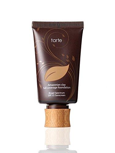 Tarte - Tarte Amazonian Clay 12-Hour Full Coverage Foundation SPF 15 (Tan Honey)