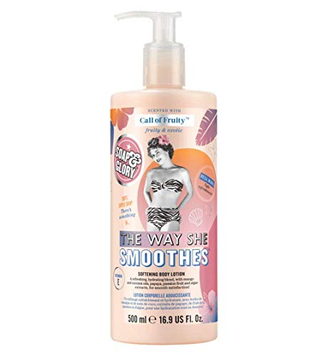 Soap & Glory - The Way She Smoothes Body Lotion, Call of Fruity