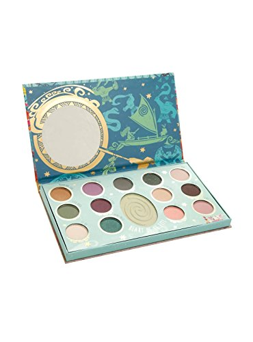 Tropical Islands Eye Shadow - Tropical Islands Eye Shadow Disney Moana Heart Of Te Fiti Eyeshadow Palette Just Released Spring 2018~New~