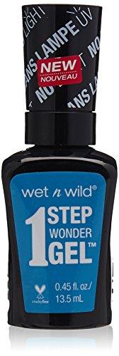 Markwins Beauty Prod - Wonder Gel 1 Step Cyantific