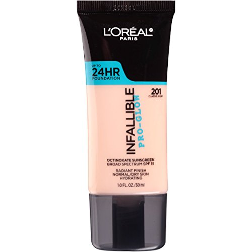 L'Oreal Paris - Infallible Up to 24HR Pro-Glow Foundation