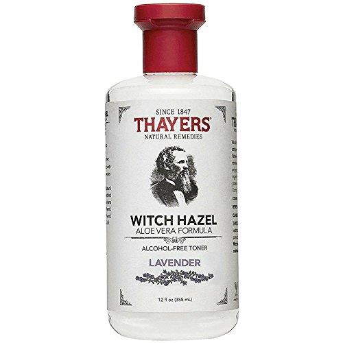 THAYERS Witch Hazel with Aloe Vera Toner, Lavender