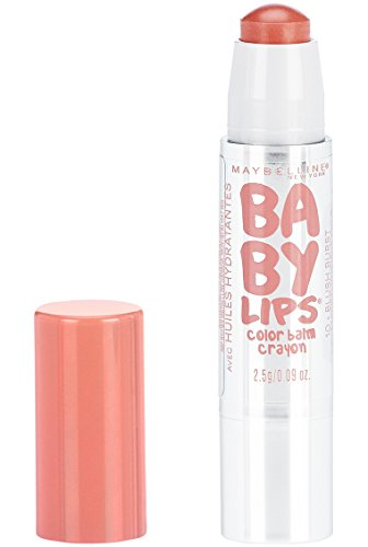 Maybelline - Baby Lips Color Balm Crayon, Blush Burst