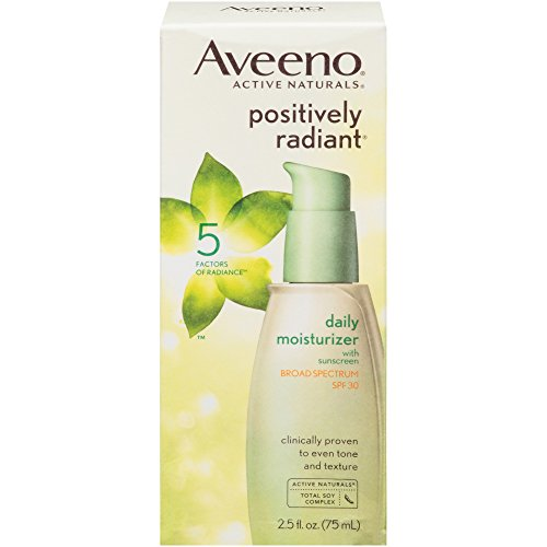 Aveeno - Positively Radiant Daily Moisturizer With Spf 30
