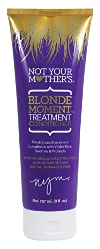 NYM-Not Your Mothers - Not Your Mothers Blonde Moment Treatment Conditioner 8 Ounce Tube (237ml) (2 Pack)
