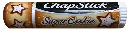 Chapstick - ChapStick Limited Edition Sugar Cookie, 0.15 oz (Pack of 2)