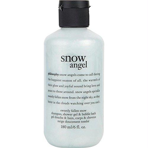 Philosophy - Philosophy Snow Angel Shampoo, Shower Gel & Bubble Bath 6 oz.