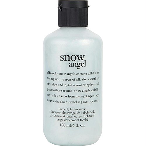 Philosophy - Philosophy Snow Angel Shampoo, Shower Gel & Bubble Bath 6 oz.