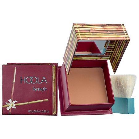 Benefit Cosmetics - Benefit Cosmetics Hoola Matte Bronzer Box o' Powder Blush
