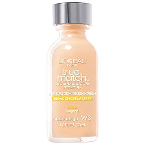 L'Oreal Paris - True Match Super-Blendable Foundation Makeup
