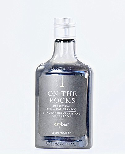 Drybar - Drybar On the Rocks Clarifying Charcoal Shampoo - 8.5 Oz /250ml Full Size