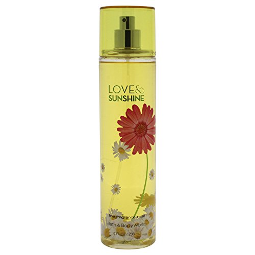 Bath & Body Works - Fine Fragrance Mist, Love and Sunshine