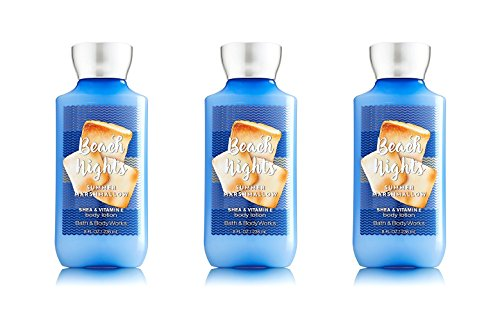 Bath & Body Works - Beach Nights Summer Marshmallow Body Lotion