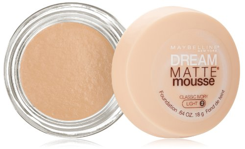 Maybelline New York - Dream Matte Mousse Foundation