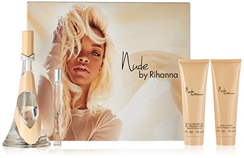 Rihanna - Rihanna 4 Piece Gift Set for Women, Nude