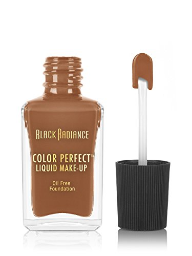 Black Radiance - Black Radiance Color Perfect Liquid Make-Up, Caramel, 1 Fluid Ounce