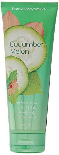 Bath & Body Works - Bath & Body Works Ultra Shea Cream Cucumber Melon 8 oz