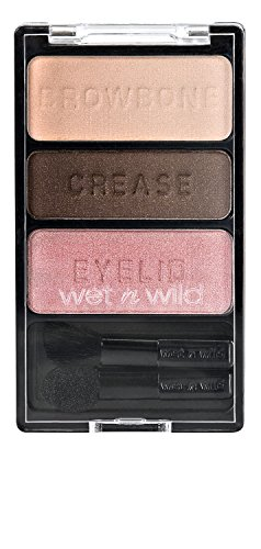 Wet 'n Wild - Eyeshadow Trio, Sweet As Candy