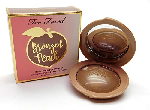 Too Faced Bronzed Peach Melting Powder Bronzer, Toasted Peach