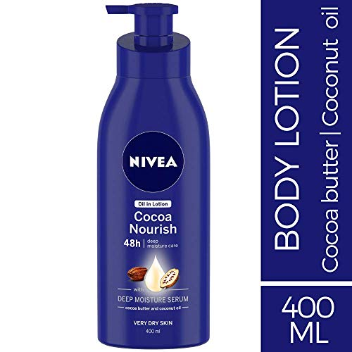Nivea - Nivea Cocoa Nourish Body Lotion (400ml)