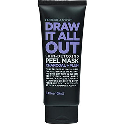 Formula Ten-O-Six - Draw It All Out Skin-Detoxing Charcoal + Plum Peel Mask