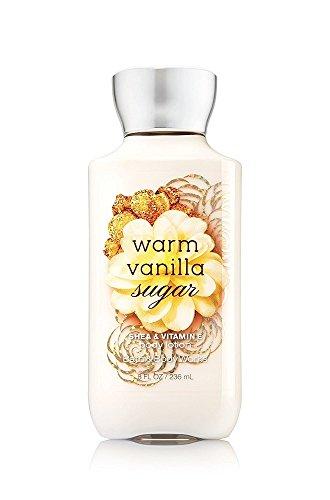 Bath & Body Works - Bath & Body Works Shea and Vitamin E Body Lotion, Warm Vanilla Sugar, 8 Ounce