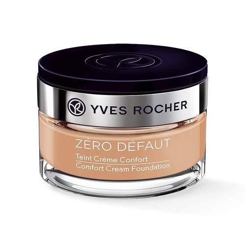 Yves Rocher - Yves Rocher Couleurs Nature Zero defaut Comfort Cream Foundation, 40 ml./1.35 fl.oz. (Pink 300)