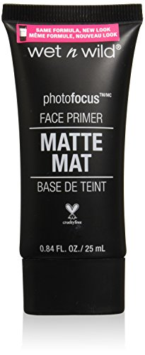 Wet 'n Wild Photo Focus Matte Face Primer, Partners in Prime