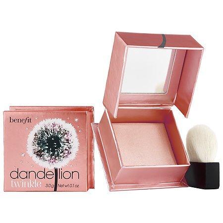 Benefit Cosmetics - Dandelion Twinkle Nude Pink Powder Highlighter & Luminizer