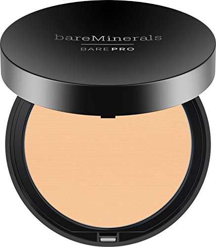 Bare Escentuals - bareMinerals Barepro Performance Wear Powder Foundation, Warm Light, 0.34 Ounce