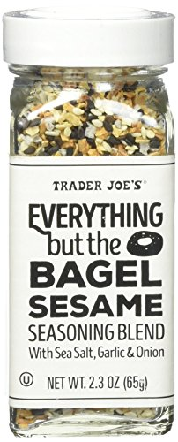 Trader Joe's - Trader Joe's Everything but the Bagel Sesame Seasoning Blend 2.3 Oz