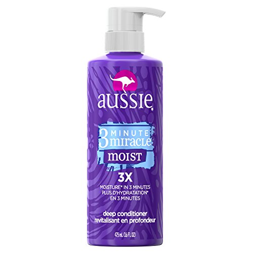 Aussie - 3 Minute Miracle Moist Deep Conditioning Treatment
