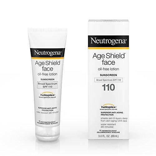 Neutrogena - Age Shield Face Lotion Sunscreen